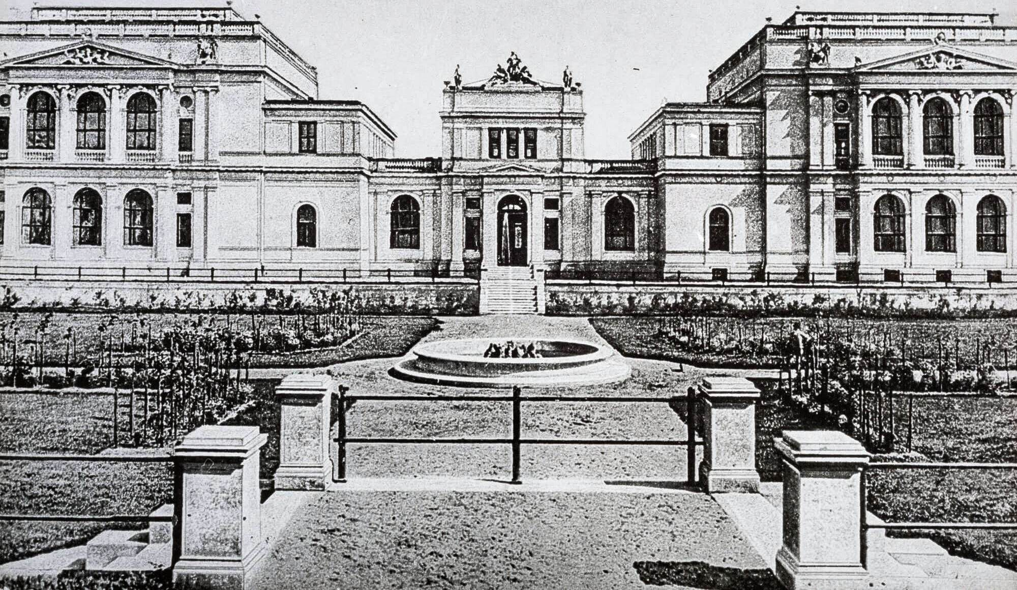 Crtez Zemaljskog muzeja BiH