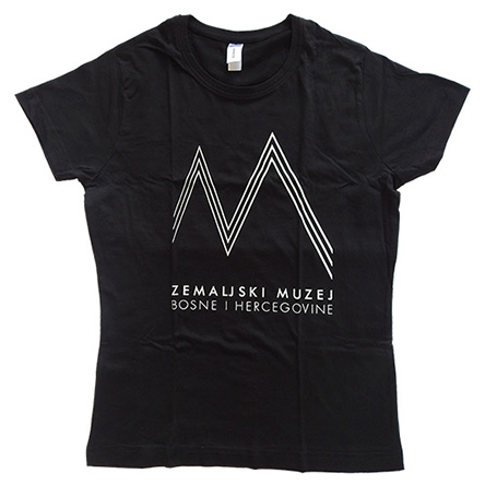 T-shirt with BW Museum Logo