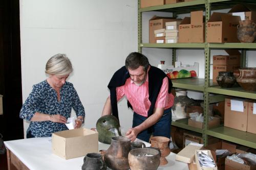 Petra Stipančić i Borut Križ, Dolenjski muzej, Novo mesto, Slovenija