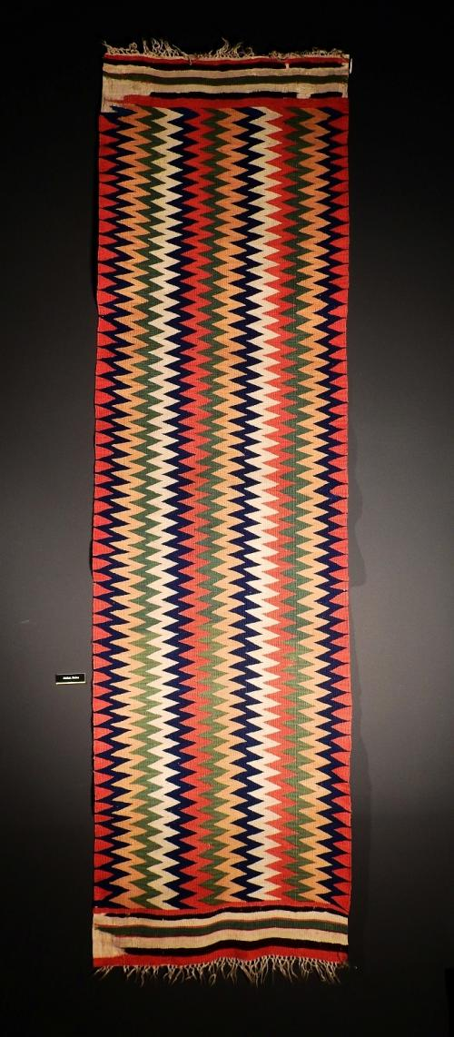 Department for ethnology, Material Culture, Collection of house textiles, Mat