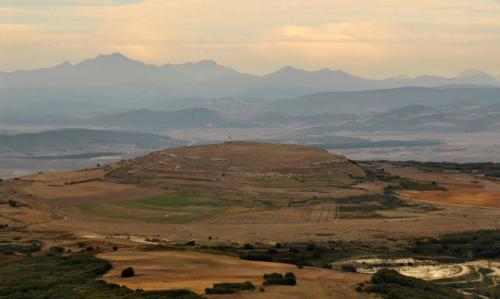 Oppidum of Monte Bernorio (© IMBEAC)