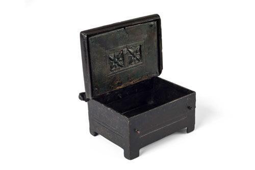 arheologija prahistorija kutija za nakit